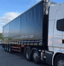 curtain side lorries