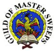 Guild of Master sweeps logo