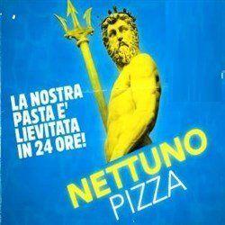 logo pizzeria nettuno