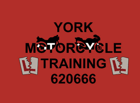 York Motorcycle Training logo