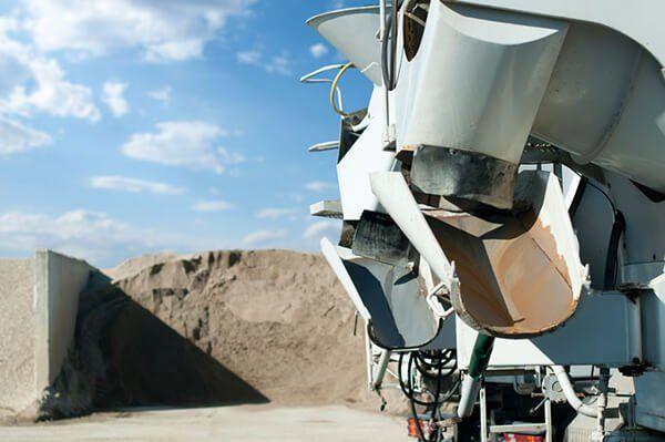 Ready Mix Concrete Machine