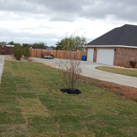 lawn aerating Abilene, TX