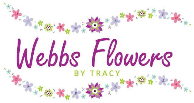 Webbs Flowers Logo