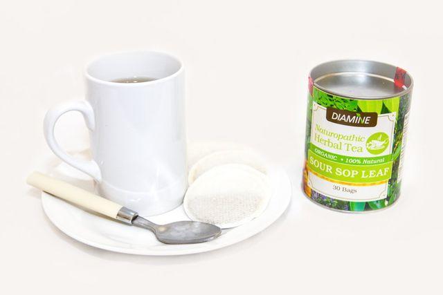 Sour Soup Leaf organic tea