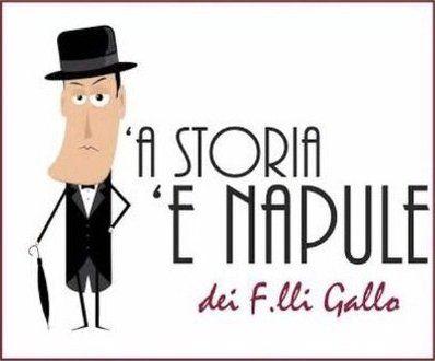 A STORIA E NAPULE logo