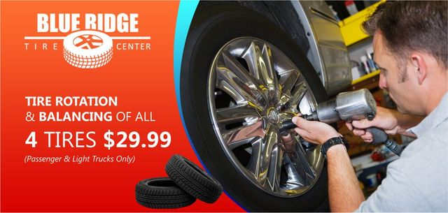 Blue Ridge Tire >> Special Offers Blue Ridge Tire Center Salem Va