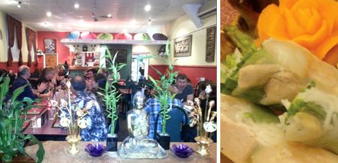 Sri Thai takeaway in Napier