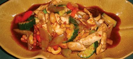 Thai main course