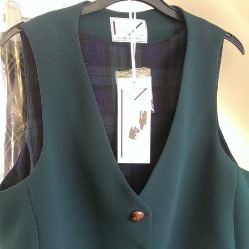 green half coat