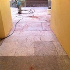 Trattamento pavimenti e moquette