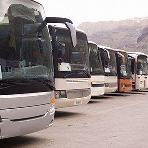 Wide range of Coaches