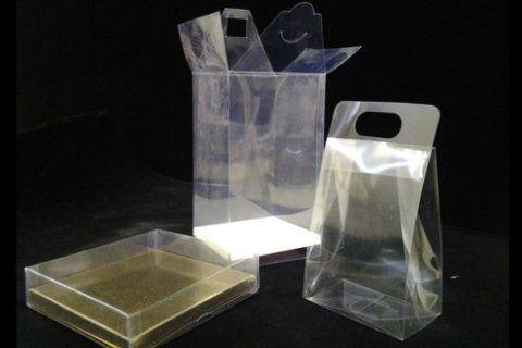 produzione scatole in pvc