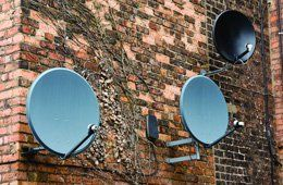 Satellite TV Dish Installations