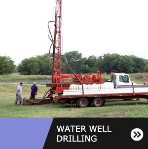 Water Well Drilling Wellsville, NY