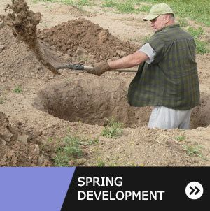 Spring Development Olean, NY