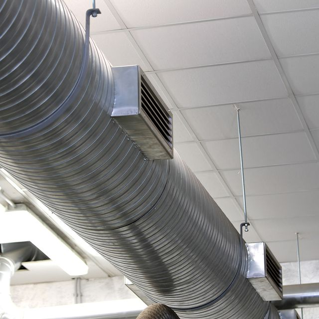Light Commercial Air conditioning installation