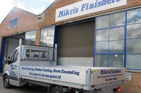 Mikris Finishers store