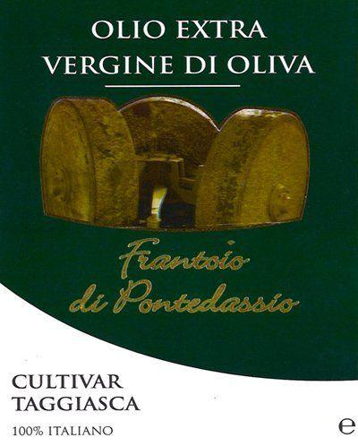 Etichetta Frantoio di Pontedassio