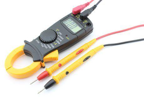 Misuratore di corrente elettrica