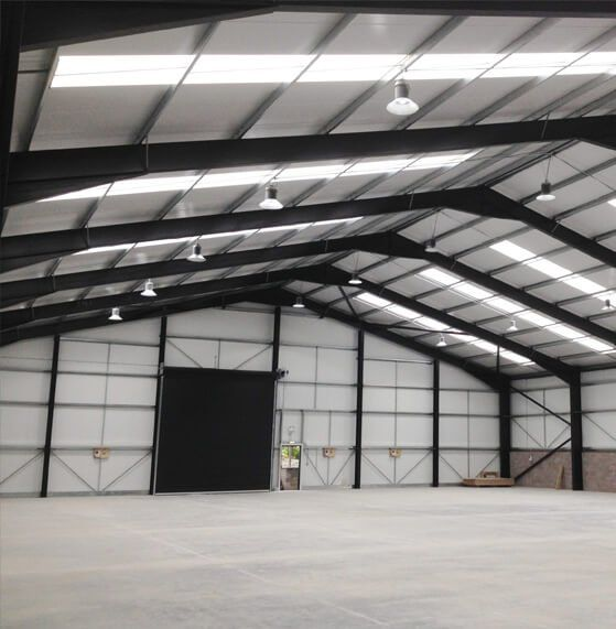 Commercial buildings and industrial units in Gloucestershire