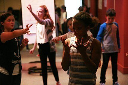 Workshop Bodens Performing Arts