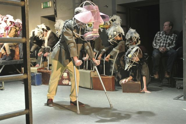 Animal Farm performance Bodens Performing Arts