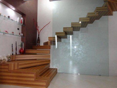 Scale da interno in legno