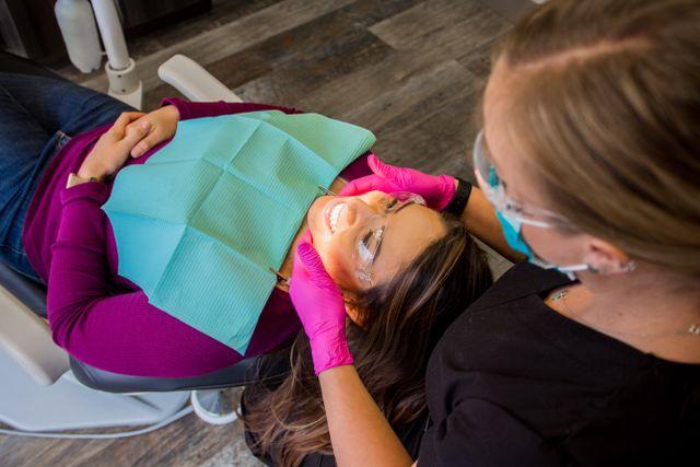 River Rock Dental Hygiene - Oral health exam, oral cancer screening, barrie ontario