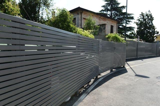 Realizzazione Cancelli Moderni Padova Sertec