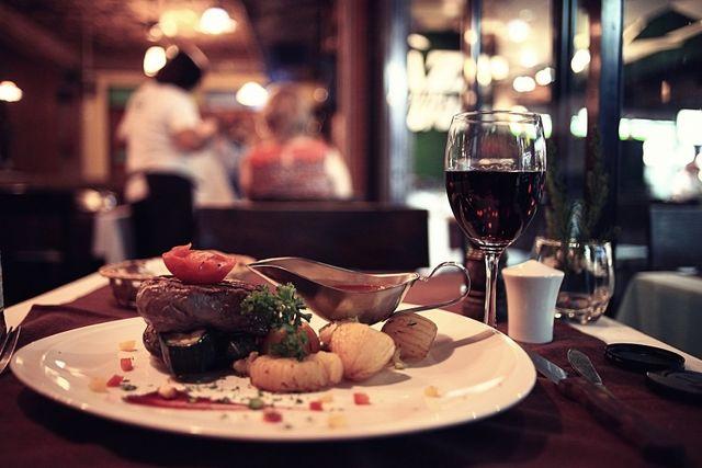 Dinner Menu Restaurant