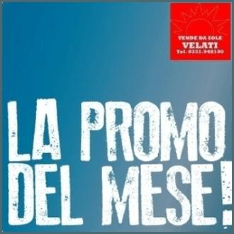 La promo del mese a Tende Da Sole Velati Alessio in Vergiate
