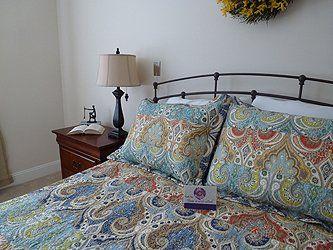Senior Apartment Bedroom Coburg Village