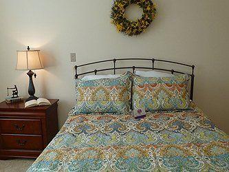 Senior Apartment Bedroom Saratoga Springs, NY