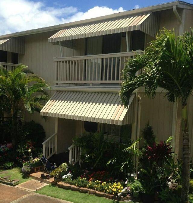 Custom canopies in Honolulu HI & Patio covers Honolulu HI - ABC Shade u0026 Awning Inc