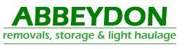 ABBEYDON removals, storage & light haulage Company Logo