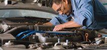sostituzione olio, revisione auto, diagnosi elettronica