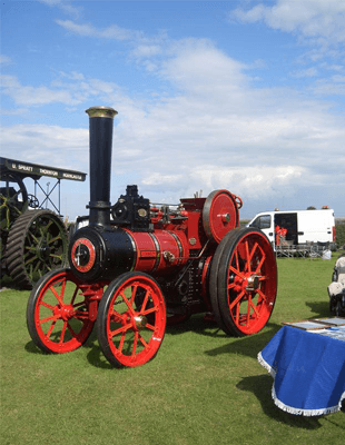 Restore SteamTraction Engines | William Foster & Co. Ltd