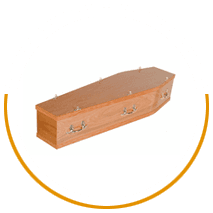 Image of a coffin