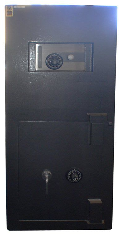 Askwith Safe Company cmi dual compartment security safe