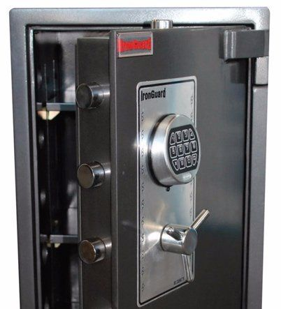 Askwith Safe Company ironguard 62 combination lock