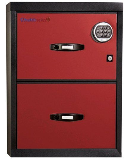Askwith Safe Company chubbsafes profile executive 2 drawer