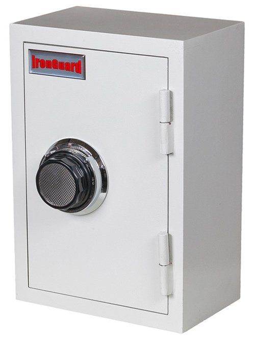 Askwith Safe Company ironguard drug safe combination lock