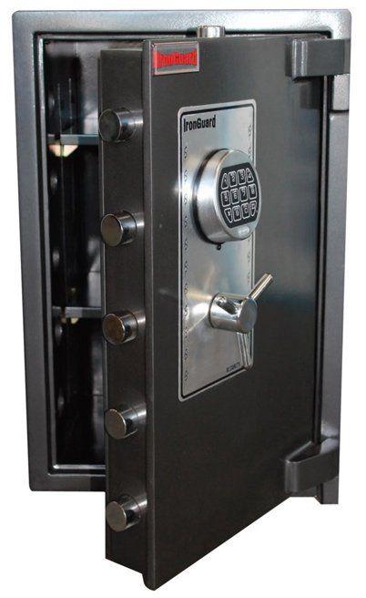 Askwith Safe Company ironguard 62 combination lock