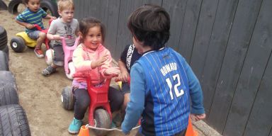 Our community child care centre in Porirua