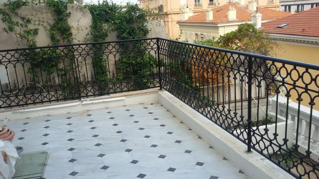 balconate in ferro