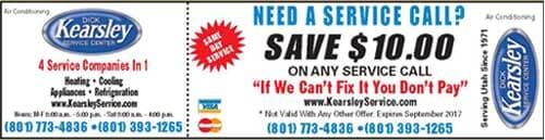 Refrigeration Northern Utah Dick Kearsley Service Center