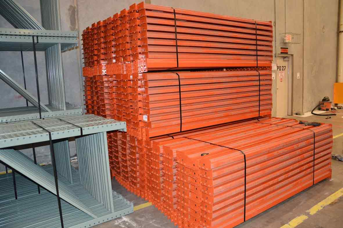 Warehouse Pallet Racks - Grand Prairie, TX - Warehouse