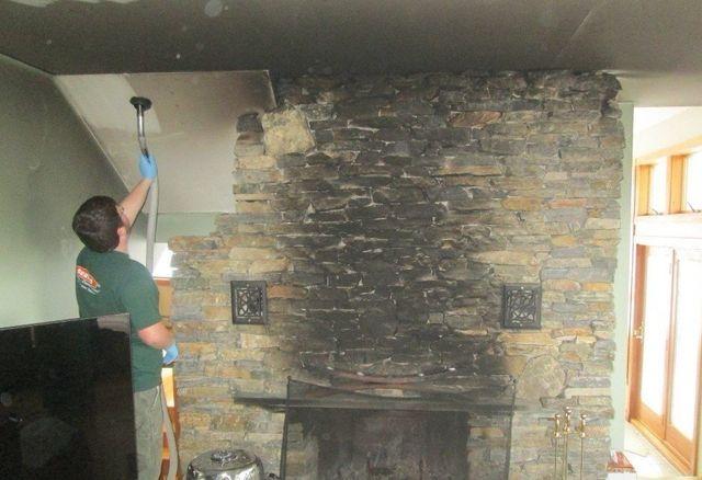 Fire & Smoke Restoration Service | LimeLite Restoration
