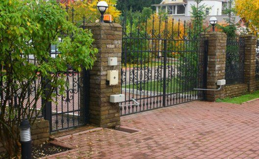 Automatic gate - Gate installation in Ventura, CA