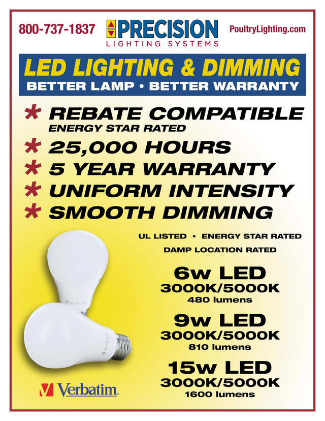 Led Lamps Precision Lighting Systems Inc Hot Springs